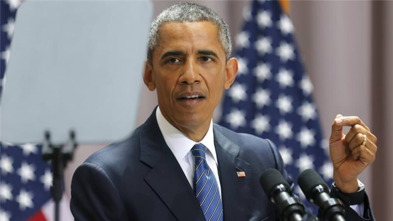 Obama said every nation in the world that has commented publicly, with the exception of Israel, had expressed support.