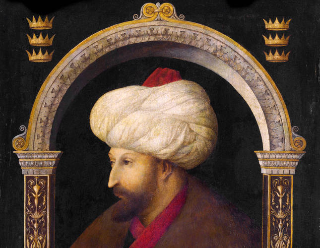 Mehmed the Conqueror's Law of Fratricide states: Whichever of my sons inherits the sultanate, it behooves him to kill his brothers in the interest of world order. Most jurists have approved this; let action be taken accordingly.