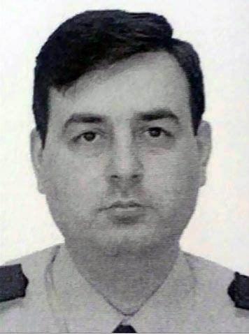 Killed police officer Beyazıt Çeken
