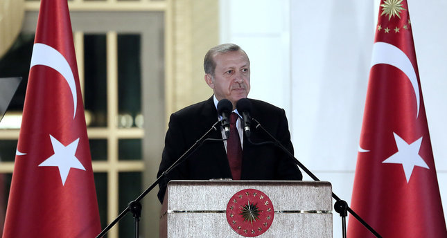President Erdoğan: Reconciliation process on hold due to terror, operations to continue until PKK leaves Turkey