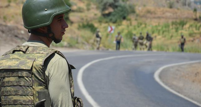 3 killed, 6 wounded in PKK attack to Dağlıca, southeastern Turkey