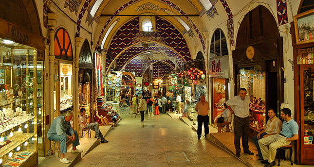 Istanbul's most expensive place to rent property: The Grand Bazaar