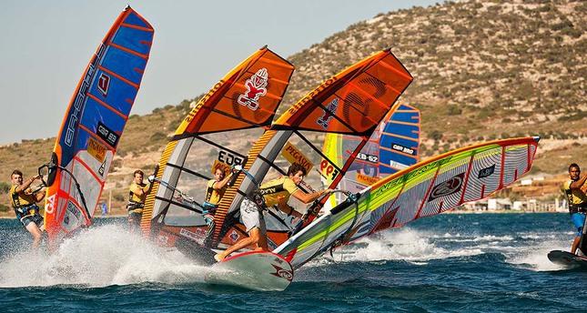 Rising tide of Turkish windsurfing