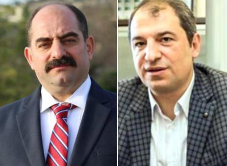 Gülenist ex-prosecutors Zekeriya Öz, Celal Kara who fled to Armenia