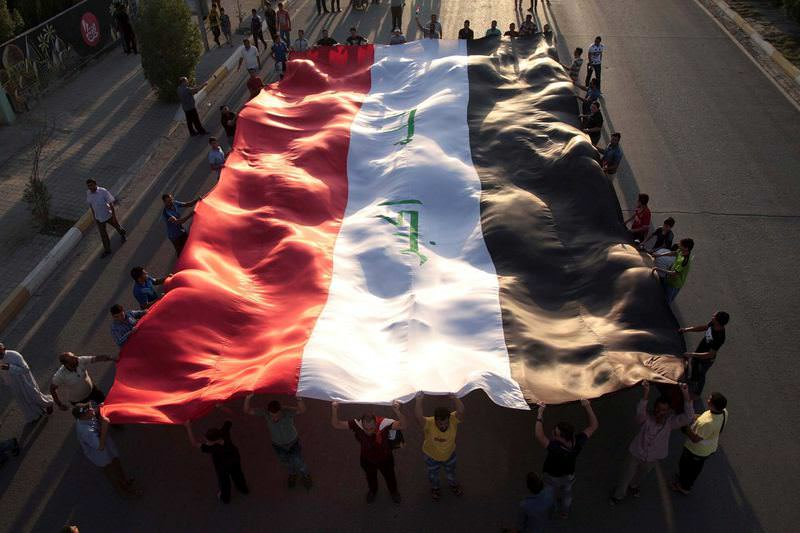 Hundreds of Iraqis attend street protests, demanding more radical reforms by the government to stop corruption.