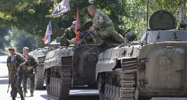 NATO warns Russia on Ukraine land grabs, expresses 'serious concern'