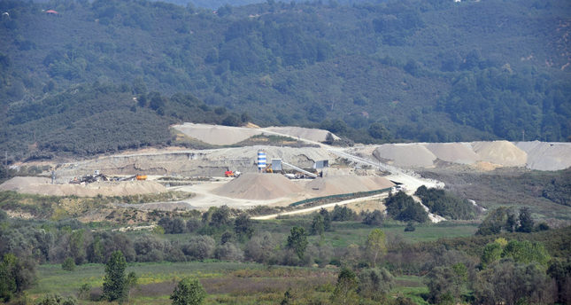Residents' anxiety on the rise as construction of Melen Dam wraps up