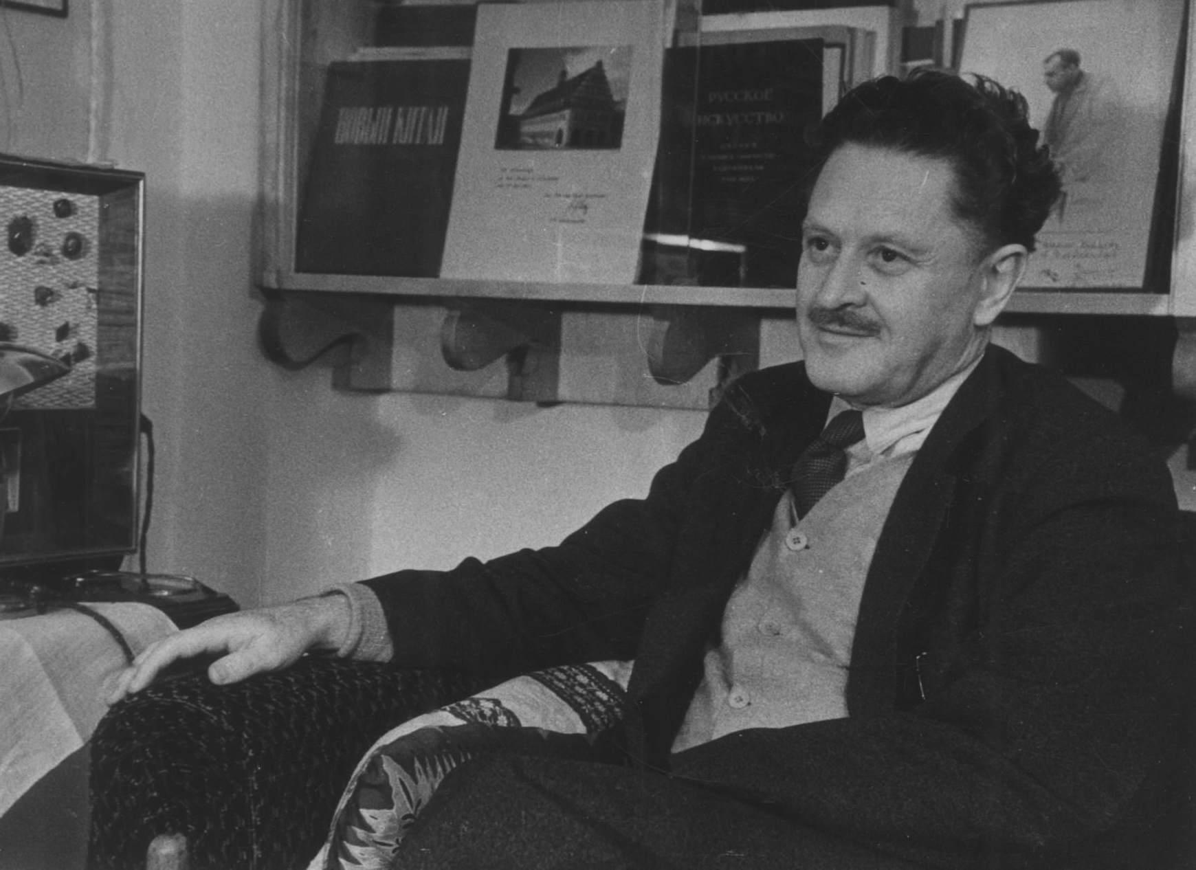 Turkish poet Nazım Hikmet Ran
