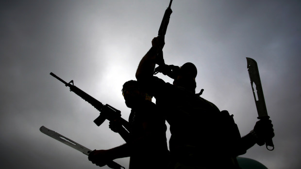 ISIS militants (pictured). (AFP Photo)