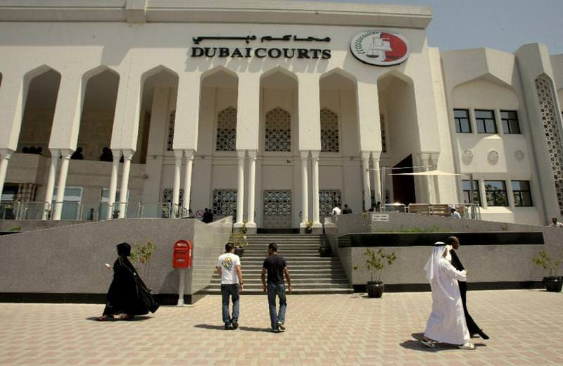 Mass trials on terrorism charges are rare in the UAE which has largely been spared by the takfiri militancy that has hit other Arab states. (AFP Photo)