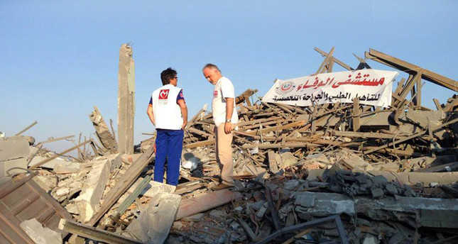 Doctors Worldwide shoulders responsibility in humanitarian aid