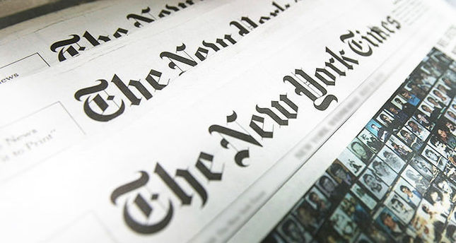 U.S. official calls the New York Times's Turkey editorial a conspiracy theory