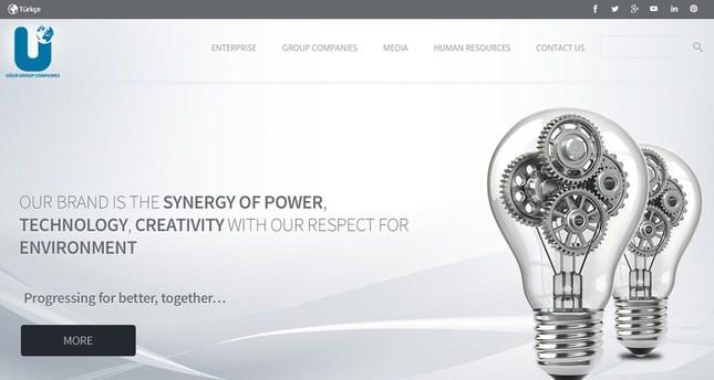 Corporate website of Ugur Companies Group updated
