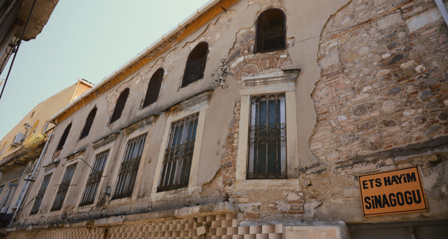 Project aims to restore 9 historical synagogues in İzmir