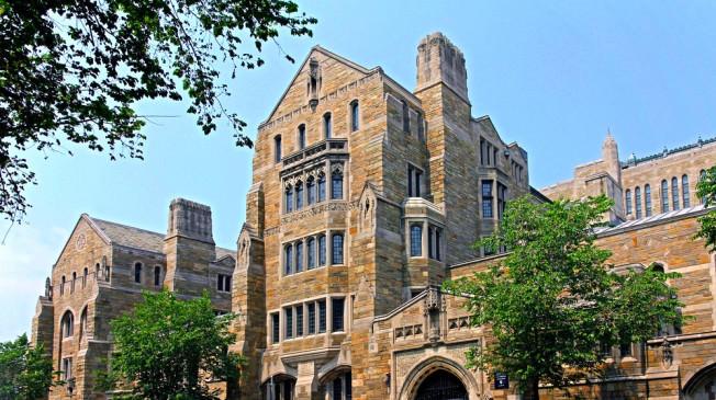 Yale University (AP Photo)