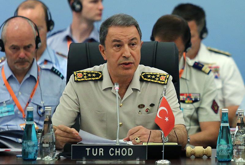 Turkish chief of staff, intelligence chief head to Russia