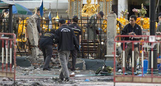 Turkish gov't denies Bangkok bomber traveled to Turkey