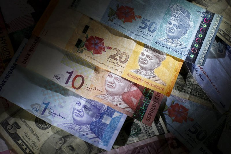 The ringgit has declined 26.3 percent against the dollar compared to the previous year.