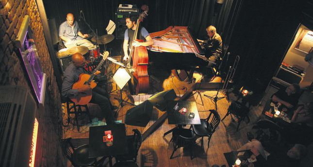 The best live jazz venues in Istanbul this fall