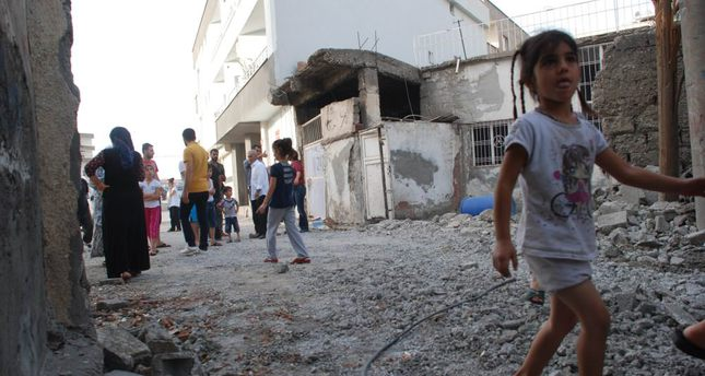 PKK terrorists targeting civilians have been continuing to harass the people in the Cizre district of southeastern Şırnak province through ongoing terrorist attacks for the last three months.