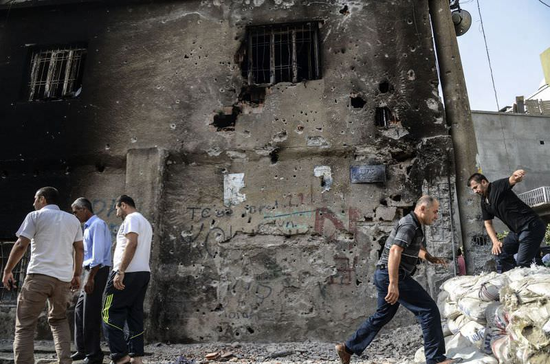 The PKK's increasing terrorist attacks in southeastern Turkey after the June 7 elections continue unsettling the people in the region.