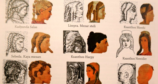 Study: Women hairstyles were more extraordinary in ancient times