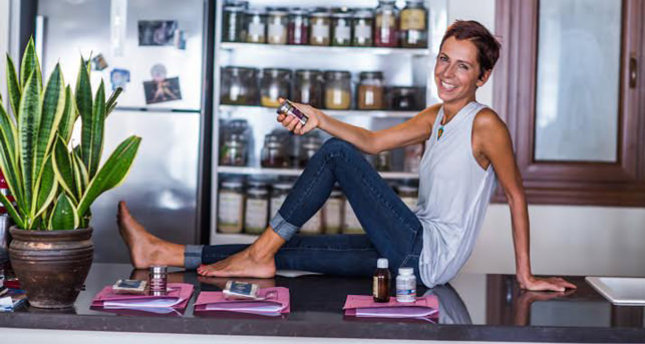 Meet Ulli, an expat introducing Ayurveda to Turkey