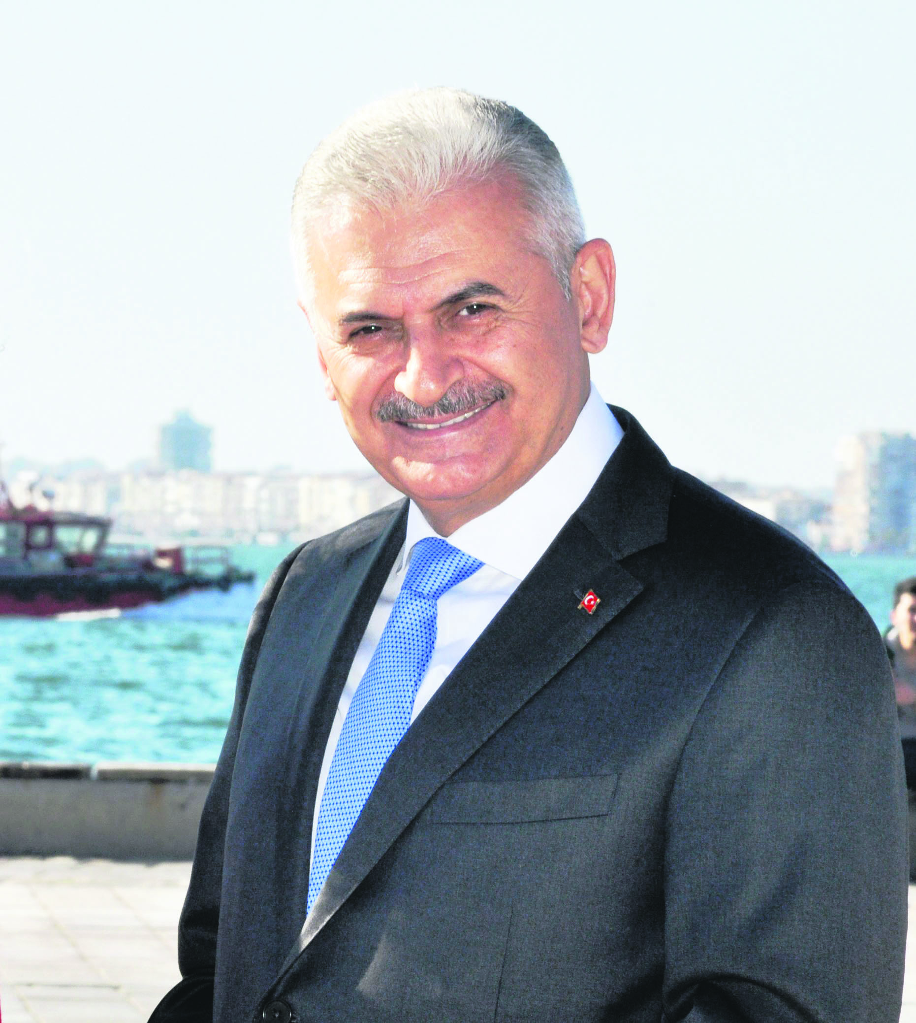 Former Transportation Minister Binali Yıldırım, who managed dozens of projects across the country, is on the AK Party list for İzmir.