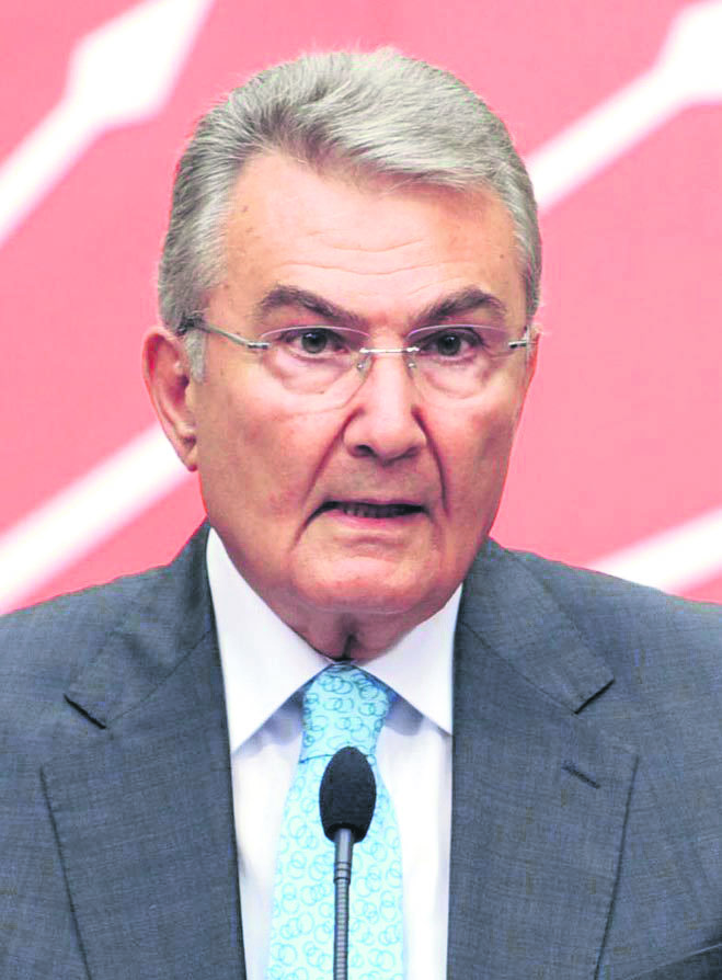 The oldest parliamentarian and former CHP Chairman Deniz Baykal is again a CHP candidate for Antalya.