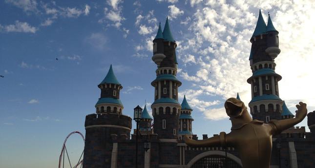 Magic awaits children at Istanbul's theme parks