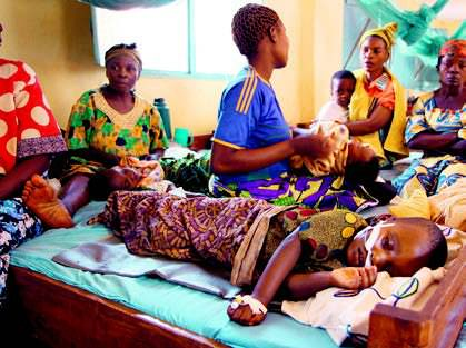 162 people have been killed by malaria in the last 3 months in Uganda,22 July, 2015 File Photo