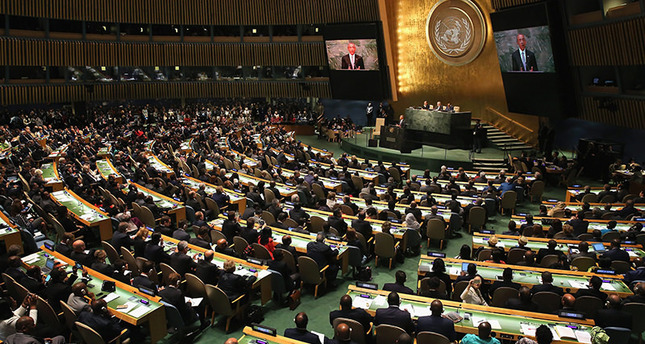 Image result for United Nations General Assembly images