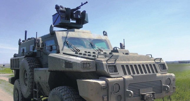 Turkish defense industry aims to sign deals worth $5B in Qatar