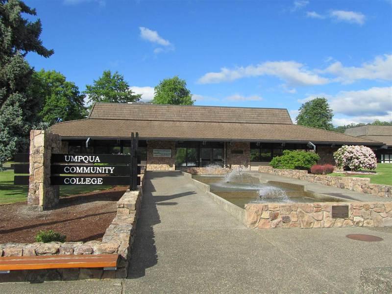 Umpqua Community College via Facebook