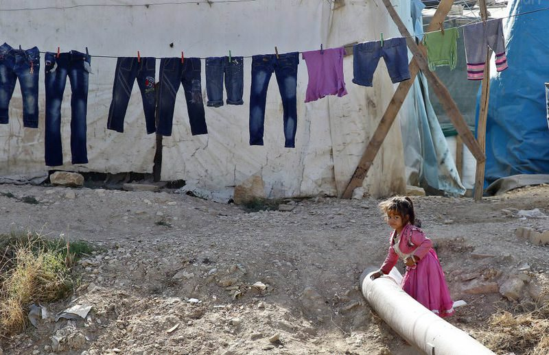 It seems now with Russia's military support for the Assad regime, Syrians living under the poor conditions caused by the war will continue to live that way.