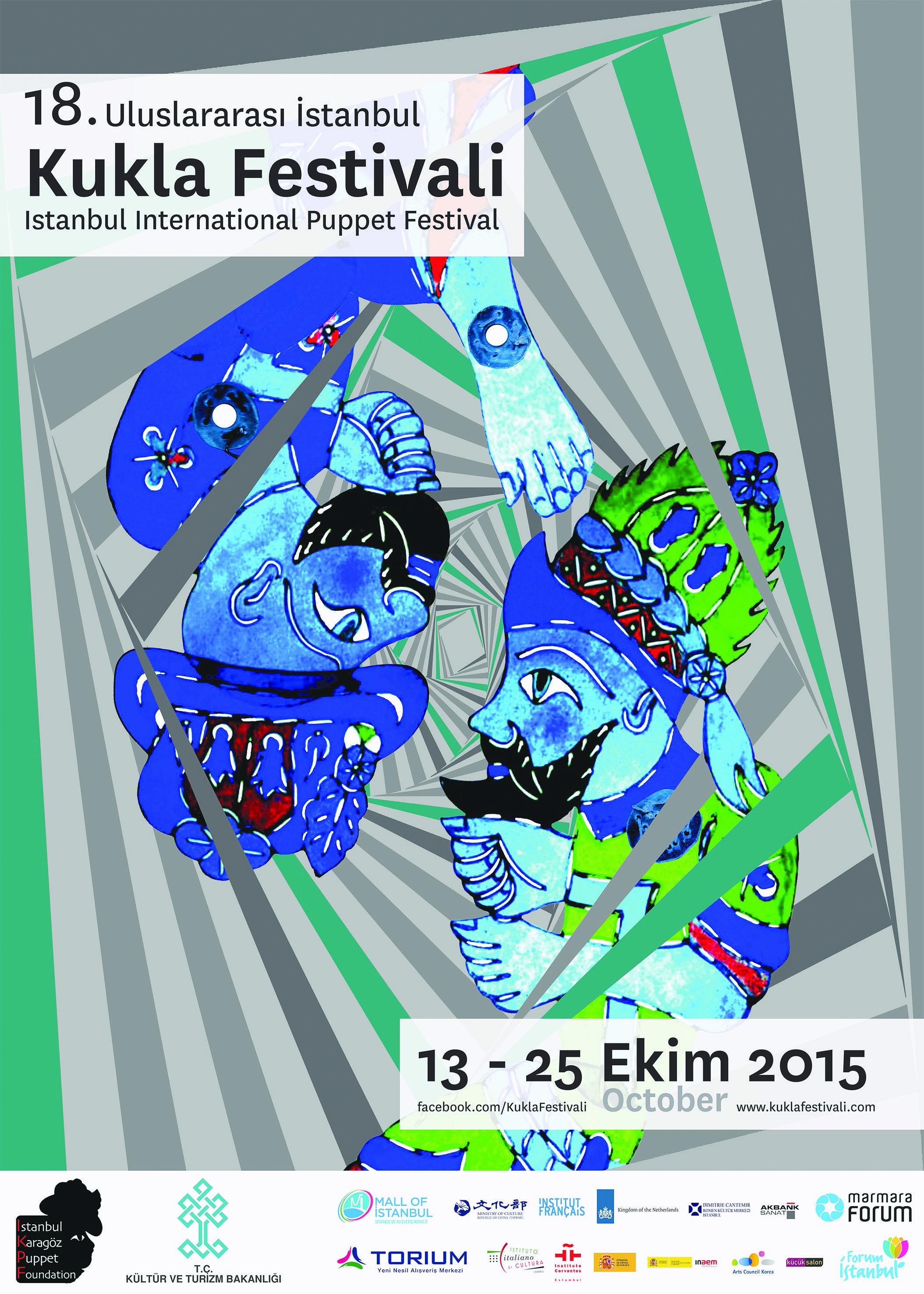 18. İstanbul Kukla Festivali Programı 19