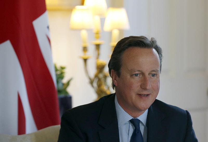 British Prime Minister David Cameron (AP Photo)