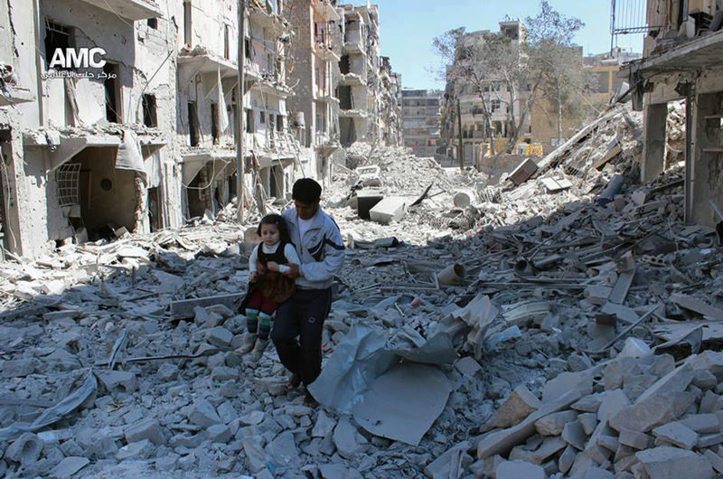 Syria's brutal conflict, now in its fifth year, is the greatest humanitarian crisis of our time.