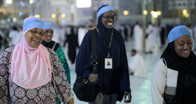 The hajj journey of black Americans 50 years after Malcolm X