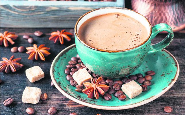 Spiced coffee: Morocco