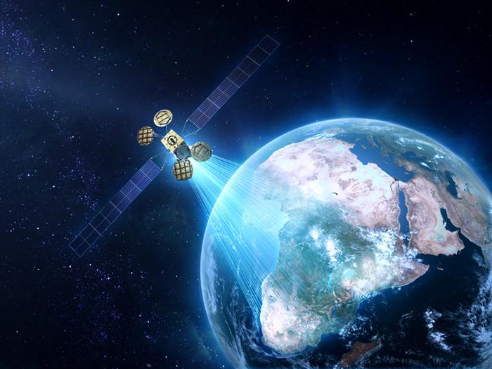 Facebook Eutelsat satellite (Photo courtesy of EUTELSAT))