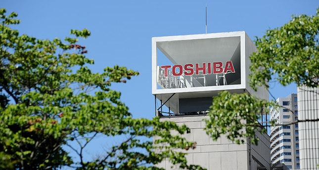 مقر شركة توشيبا في طوكيو عبر كيودو