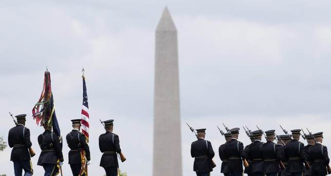 The Jeffersonian Republicans objected the erection of the Washington statue, because Washington was the symbol of the party they opposed and the idea of building monuments to commemorate famous or powerful men was anathema to them.
