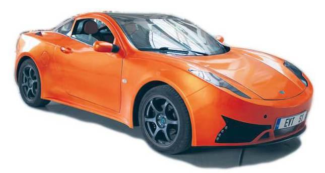 Turkey's Hacettepe University undertakes domestic electric car production