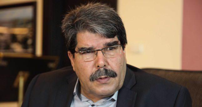 PYD leader Salih Muslim