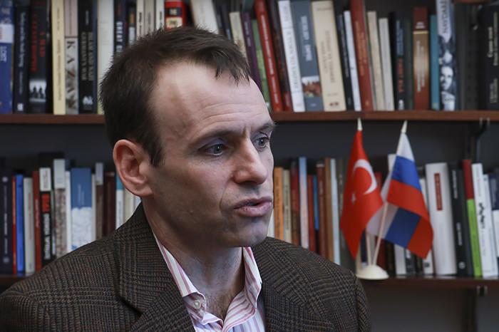 U.S. Academic Michael Reynolds (AA Photo)