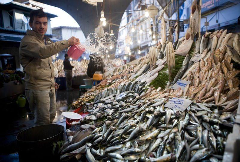 Beu015fiktau015f Fish Market