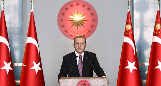 ISIS, PKK, PYD, Syrian intelligence behind Ankara attack, President Erdoğan says