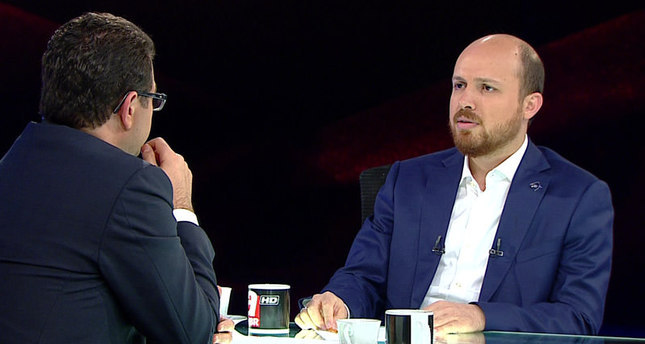 Bilal Erdoğan says allegations about him part of political games, main target is his father