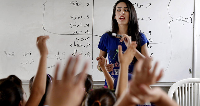 Teachers in Iraq's Syrian refugee camps leave for Europe, schools ...